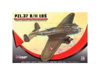 Mirage PZL.37 B/II Bomber 1/48
