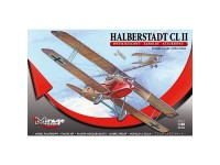 Mirage Halberstadt CL.II two-seat 1/48