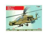 Mirage Apache AH-64 IFOR-Bosnia 1/72