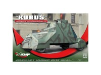 Mirage Kubús Warsaw 44 Armoured Car 1/35