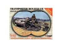 Mirage Renault UE Transport Vehicle 1/35
