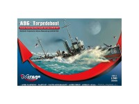 Mirage A86 German Torpedoboat WWI 1/350