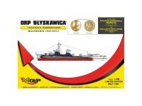 Mirage ORP Blyskawica 1943/2012 1/400