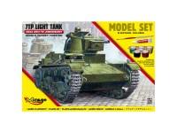 Mirage Kit 7TP Tank Single Turret 1/35