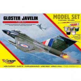 Mirage Kit Gloster Javelin F AW Mk9 1/72