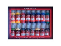 Set of 16 Advanced Game Color Colours