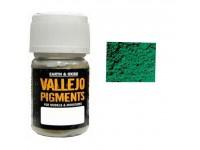 Pigmento Vallejo Verde Oxido de Cromo 35