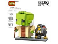Personaje Loz mini 228 piezas