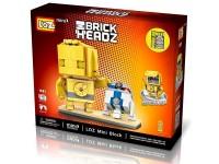Personaje Loz mini 211 piezas