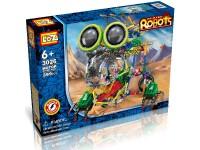 Loz Robot Toucan Beast motor 399 piezas