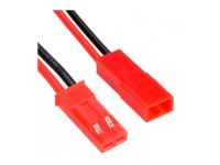 Pareja Conector BEC M-H con cable