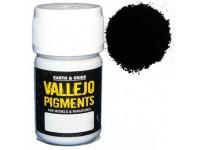 Pigmento Vallejo Oxido Negro Natural 35m