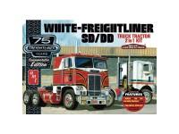 Maqueta AMT White Freightliner 2en1 1:25