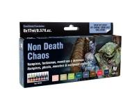 Set of 8 Game Color Non Death Chaos