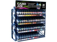Expositor Game Air Gama Completa