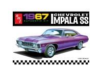 Maqueta AMT Chevy Impala SS 1967 1:25