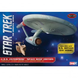 Maq. Star Trek TOS USS Enterprise Space