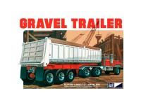 Maqueta MPC Axle Gravel Trailer 1:25