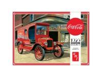 Maqueta AMT Ford T Coca Cola 1923 1:25