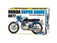 Maqueta MPC Honda Super Hawk 1:16