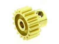 Piñón motor 17T Truggy 1/10 54107
