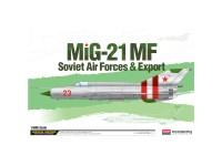 Academy Avión Soviet Air Force MIG-21 1/48
