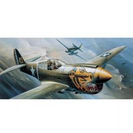 Academy Avión P-40E 1/72