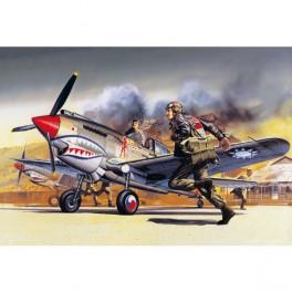 Academy Avión TomahawkP-40B 1/72
