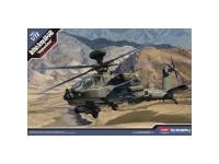 Academy Helicóptero British AH-64D Afghanistan 1/72