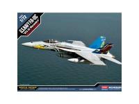 Academy Avión USN F/A-18C VFA-82 Marauders 1/72