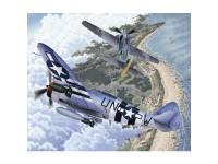 Academy Aviones P-47D y FW190A-8 LE 1/72