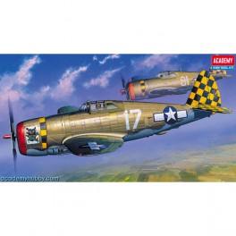 Academy Avión P-47D Razor-Back 1/72