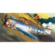 Academy Avión P-47D Bubble-Top 1/72