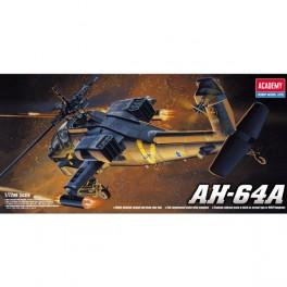 Academy Helicóptero AH-64A 1/72