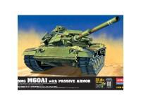 Academy Motor Tanque USMC M60A1 2Mot&Kabelf 1/35