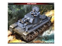 Academy Tanque German Light Pz.Kpfw. 35(t) 1/35