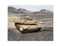 Academy Tanque US Army M1A2 V2 Tusk II 1/35