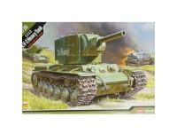 Academy Tanque USSR KV-2 Heavy Tank 1/35