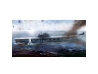 Academy Barco USS Enterprise CV-6 1/700