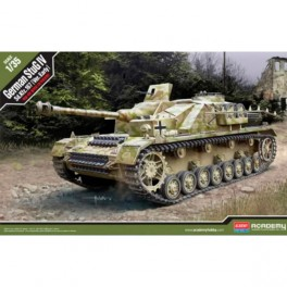 Academy Tanque German STUG IV SD.KFZ.167 E. 1/35