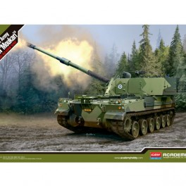 Academy Tanque Finnish Army K9FIN Moukari 1/35