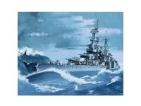 Academy Buque USS CA-35 Indianapolis 1/350