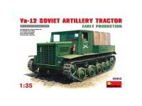 Tractor Soviet Artill Ya-12.Early Pr1/35