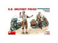 MiniArt Figuras U.S Military Police 1/35