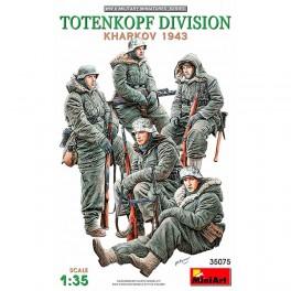 Figuras Totenkopf Division Kharkov 1943 1/35