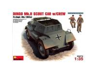 Coche Dingo MkII Pz.Kpfw.Mk 1202e 1/35