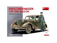 Coche Personenwagen Typ 170V Saloon 1/35