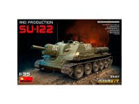 Tanque SU-122 Mid Production I.K. 1/35