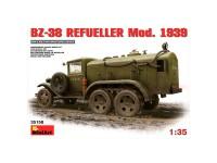 Camión BZ-38 Refueller Mod. 1939 1/35