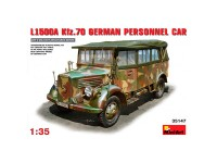 Coche L1500A Kfz70 German Personnel 1/35